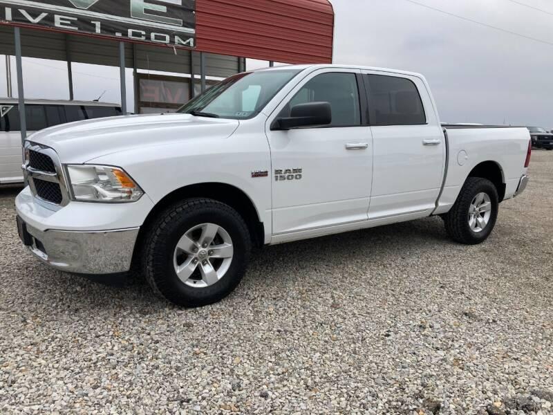2014 RAM Ram Pickup 1500 for sale at Drive in Leachville AR