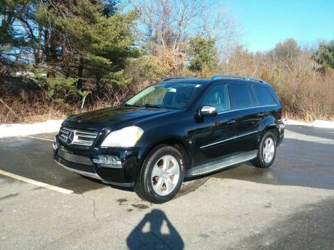 2010 Mercedes-Benz GL-Class for sale at Westford Auto Sales in Westford MA