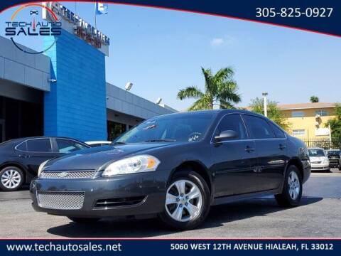 2014 Chevrolet Impala Limited for sale at Tech Auto Sales in Hialeah FL