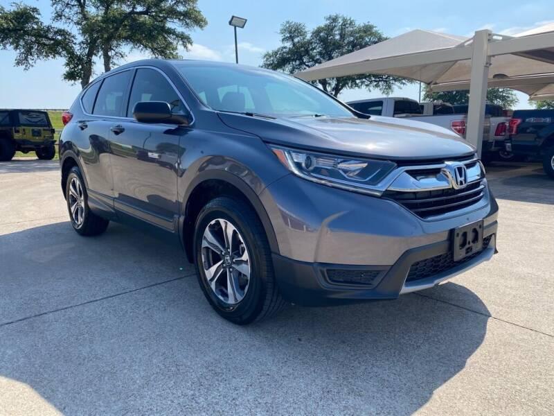 2017 Honda CR-V for sale at Thornhill Motor Company in Hudson Oaks, TX