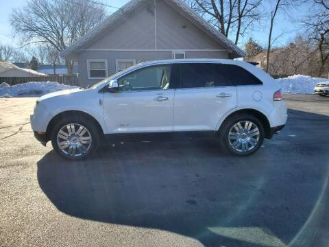 2009 Lincoln MKX for sale at Deals on Wheels in Oshkosh WI