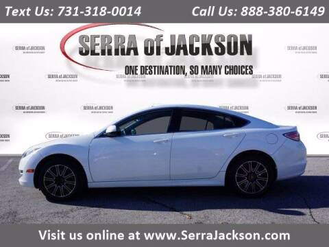 2010 Mazda MAZDA6 for sale at Serra Of Jackson in Jackson TN