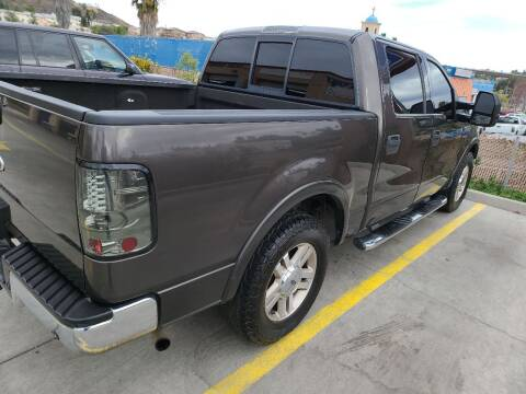 2007 Ford F-150 for sale at Gold Coast Motors in Lemon Grove CA