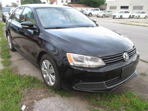 2013 Volkswagen Jetta for sale at EZ Finance Auto in Calumet City IL