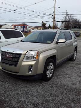 2012 GMC Terrain for sale at STAR CITY PRE-OWNED in Morgantown WV