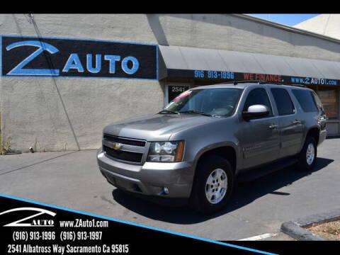 2009 Chevrolet Suburban for sale at Z Auto in Sacramento CA