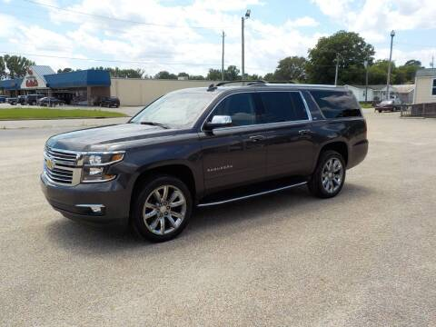 2016 Chevrolet Suburban for sale at Young's Motor Company Inc. in Benson NC