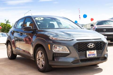 2019 Hyundai Kona for sale at Ohana Motors in Lihue HI