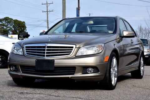 2011 Mercedes-Benz C-Class for sale at Wheel Deal Auto Sales LLC in Norfolk VA