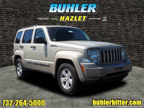 2011 Jeep Liberty for sale at Buhler and Bitter Chrysler Jeep in Hazlet NJ