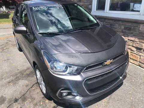 2016 Chevrolet Spark for sale at Matt-N-Az Auto Sales in Allentown PA