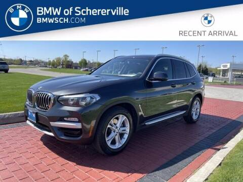 2018 BMW X3 for sale at BMW of Schererville in Shererville IN