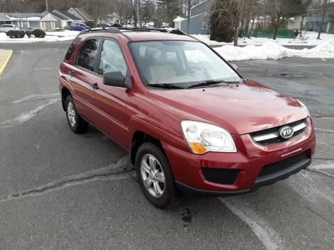 2009 Kia Sportage for sale at Hipps Integrity Auto Sales in Delran NJ