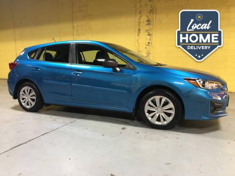 2019 Subaru Impreza for sale at JMAC in Attleboro MA