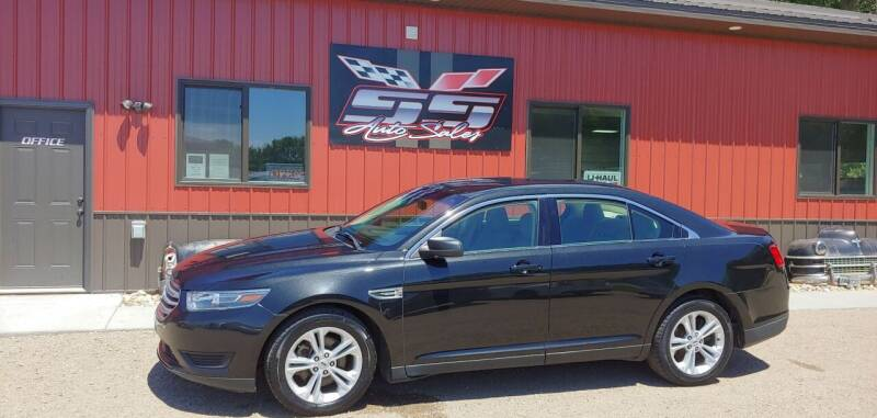 2015 Ford Taurus for sale at SS Auto Sales in Brookings SD