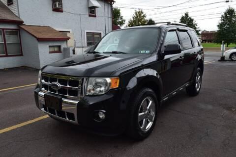 2010 Ford Escape for sale at L&J AUTO SALES in Birdsboro PA