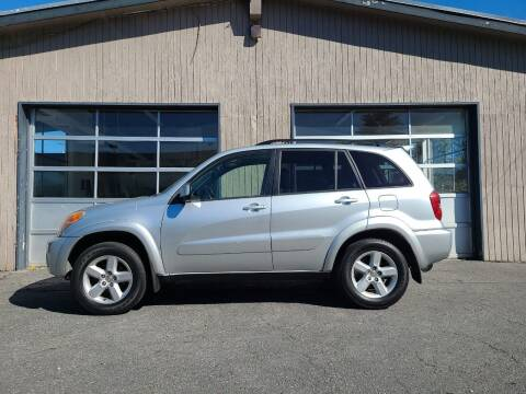 2004 Toyota RAV4 for sale at Westside Motors in Mount Vernon WA