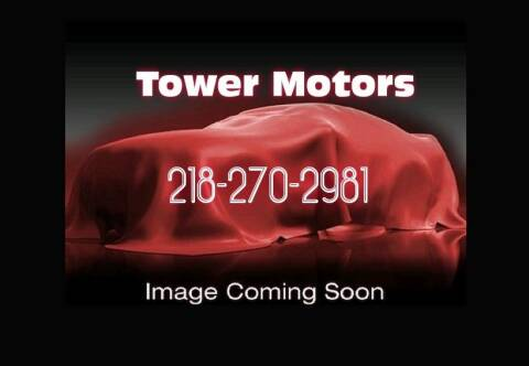 2003 Pontiac Vibe for sale at Tower Motors in Brainerd MN