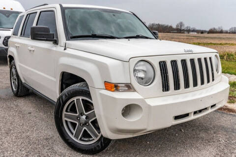 2010 Jeep Patriot for sale at Fruendly Auto Source in Moscow Mills MO