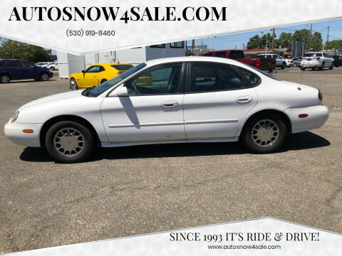 1997 Ford Taurus for sale at AUCTION SERVICES OF CALIFORNIA in El Dorado CA