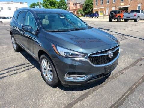 2021 Buick Enclave for sale at LeMond's Chevrolet Chrysler in Fairfield IL