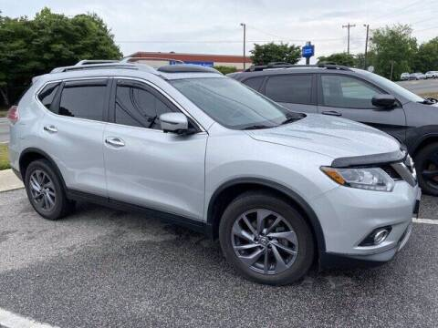 2016 Nissan Rogue for sale at CBS Quality Cars in Durham NC