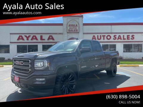 2016 GMC Sierra 1500 for sale at Ayala Auto Sales in Aurora IL