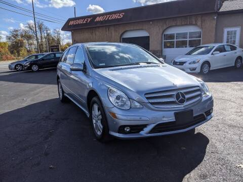 2008 Mercedes-Benz R-Class for sale at Worley Motors in Enola PA