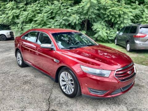 2013 Ford Taurus for sale at McAdenville Motors in Gastonia NC
