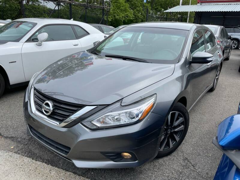 2017 Nissan Altima for sale at Newark Auto Sports Co. in Newark NJ