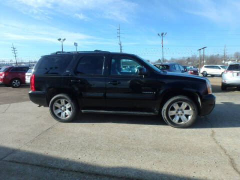 2008 GMC Yukon for sale at BLACKWELL MOTORS INC in Farmington MO