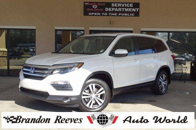 2018 Honda Pilot for sale at Brandon Reeves Auto World in Monroe NC