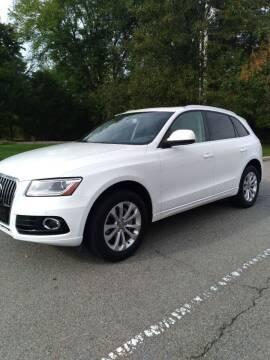 2013 Audi Q5 for sale at Jan Auto Sales LLC in Parsippany NJ
