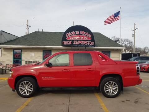 2011 Chevrolet Avalanche for sale at DICK'S MOTOR CO INC in Grand Island NE
