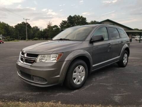 2012 Dodge Journey for sale at Ridgeway's Auto Sales in West Frankfort IL