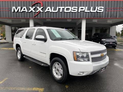 2012 Chevrolet Suburban for sale at Maxx Autos Plus in Puyallup WA