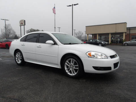 2014 Chevrolet Impala Limited for sale at TAPP MOTORS INC in Owensboro KY