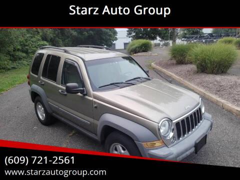 2005 Jeep Liberty for sale at Starz Auto Group in Delran NJ