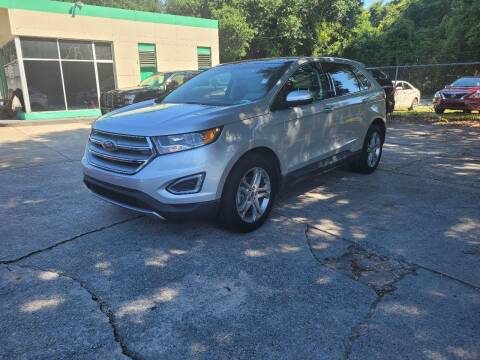 2017 Ford Edge for sale at Bundy Auto Sales in Sumter SC