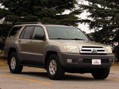 2003 Toyota 4Runner for sale at NY AUTO SALES in Omaha NE