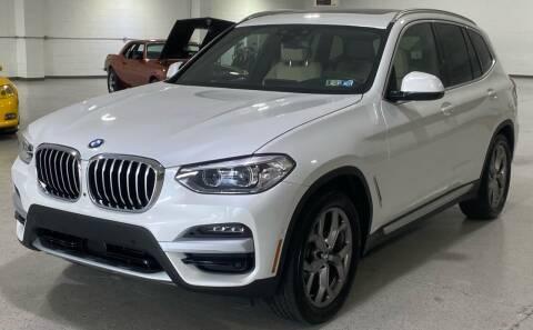 2020 BMW X3 for sale at Hamilton Automotive in North Huntingdon PA