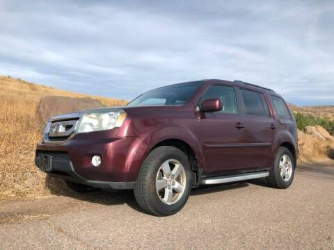 2009 Honda Pilot for sale at Automotive Evolution in Golden CO