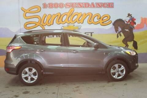 2014 Ford Escape for sale at Sundance Chevrolet in Grand Ledge MI