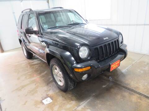 2004 Jeep Liberty for sale at Grey Goose Motors in Pierre SD