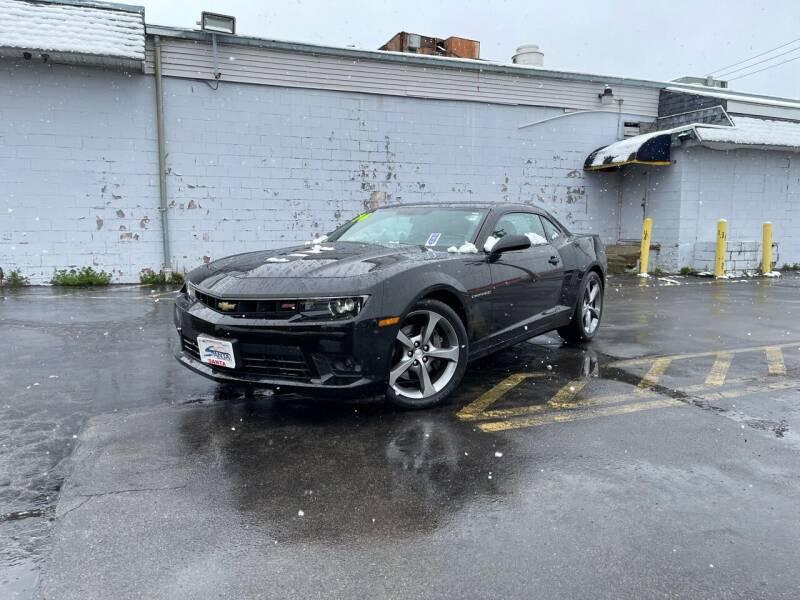 2014 Chevrolet Camaro for sale at Santa Motors Inc in Rochester NY