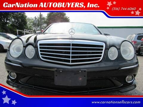 2008 Mercedes-Benz E-Class for sale at CarNation AUTOBUYERS, Inc. in Rockville Centre NY