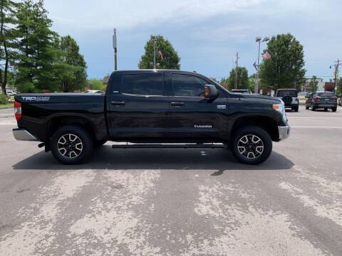2017 Toyota Tundra for sale at St. Louis Used Cars in Ellisville MO
