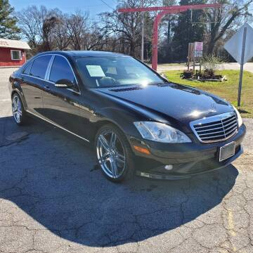 2007 Mercedes-Benz S-Class for sale at GA Auto IMPORTS  LLC in Buford GA