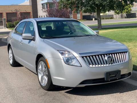 2010 Mercury Milan for sale at A.I. Monroe Auto Sales in Bountiful UT