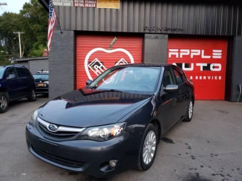2010 Subaru Impreza for sale at Apple Auto Sales Inc in Camillus NY